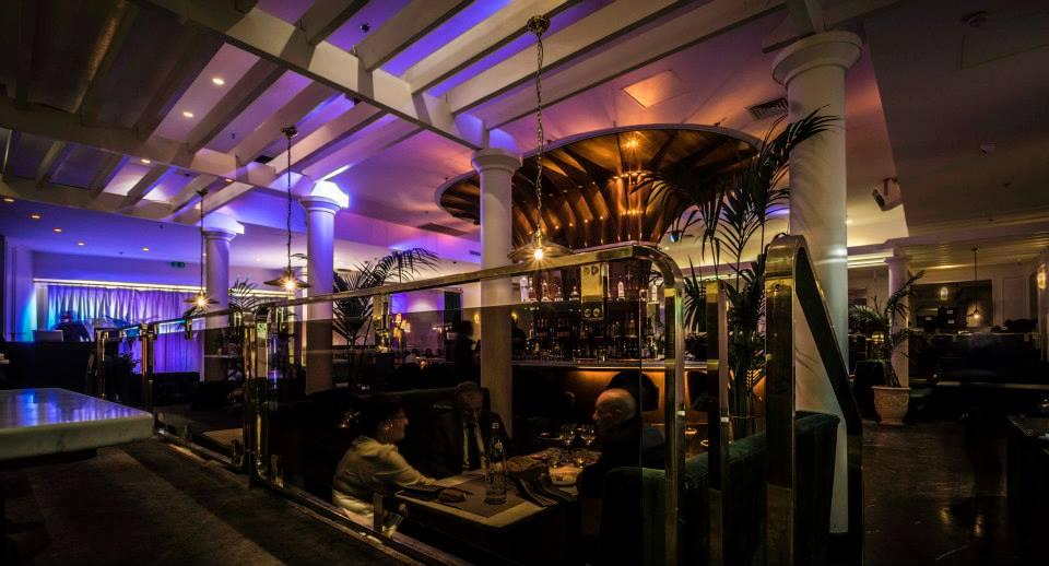 paris v nement le standard bar restaurant