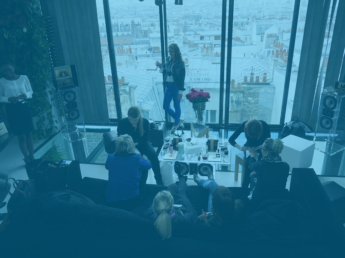 le blog paris événement