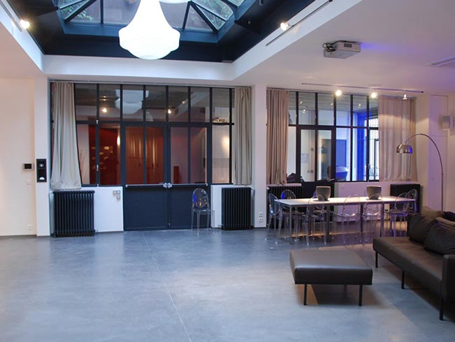 Le loft bastille paris v nement - Location loft soiree ...