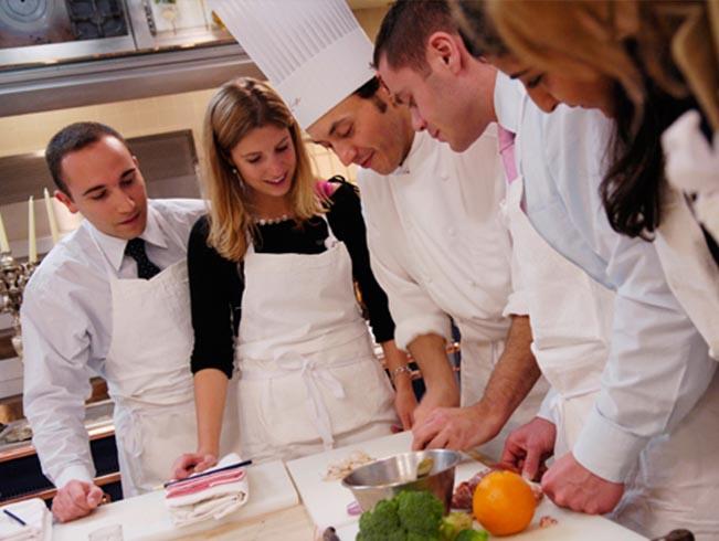 Atelier culinaire paris v nement - Offrir des cours de cuisine ...