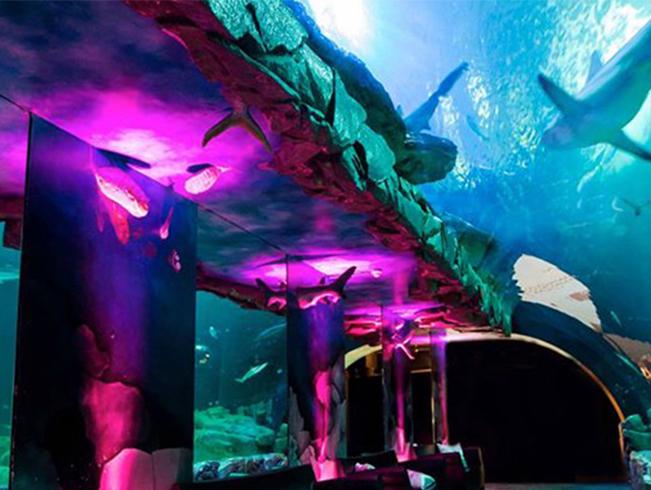 L'aquarium location de salles à paris