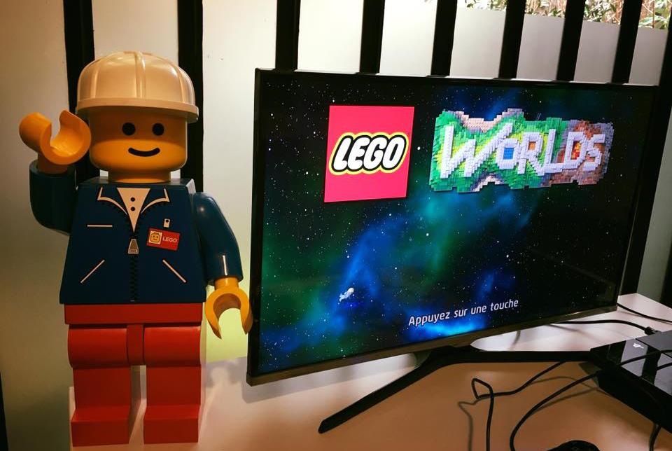 Lego world event