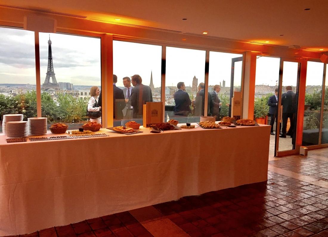 Terrasse Paris location salle atypique