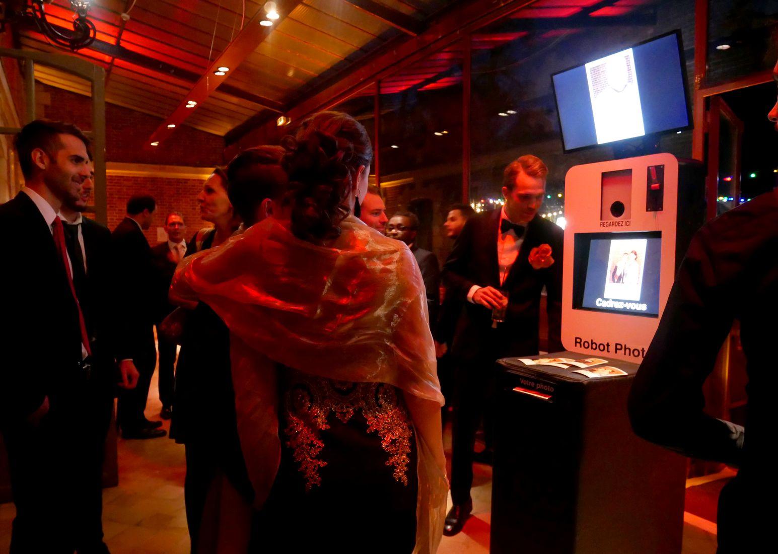 Paris événement Photobooth Bagatelle