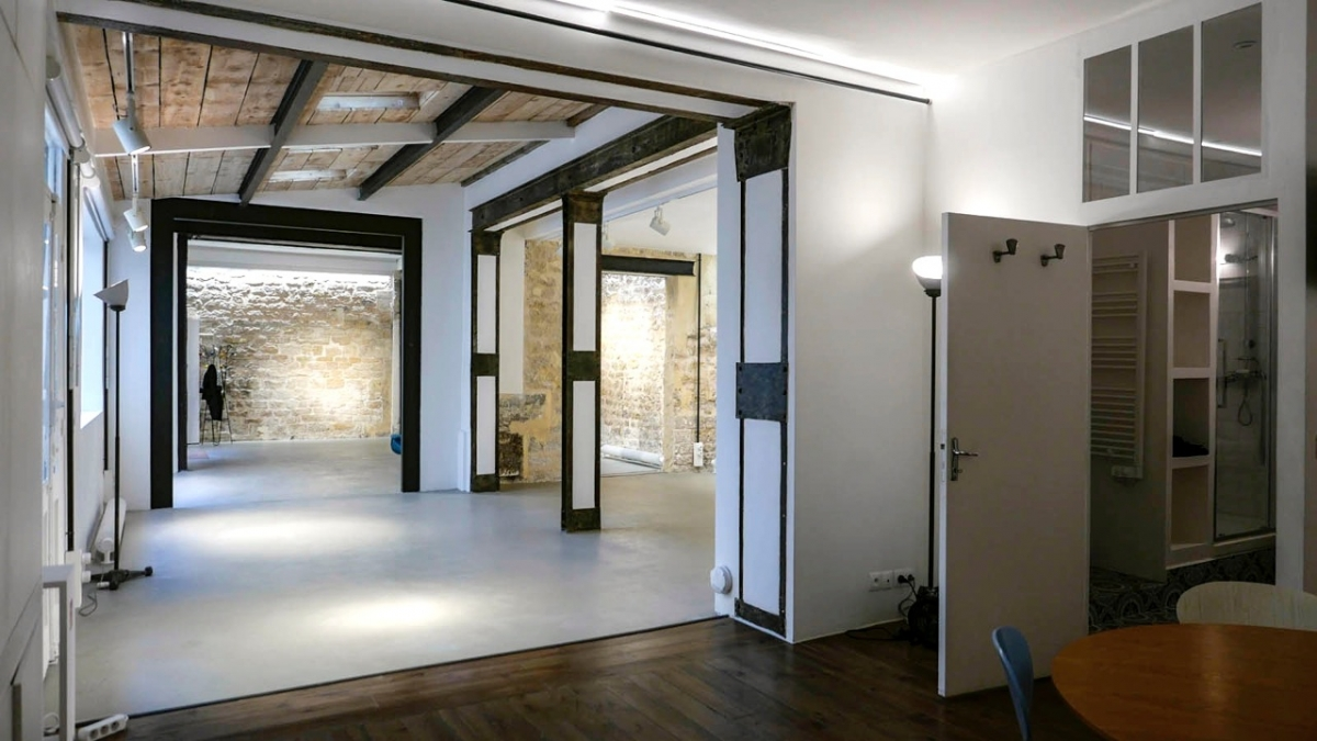 Le Showroom Porte Bleue