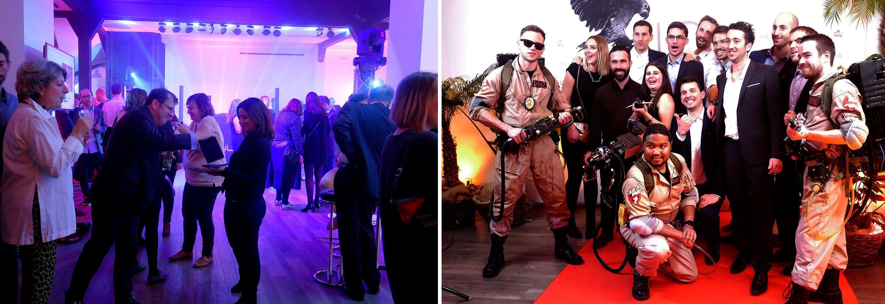 Paris événement atypique La Jungle 10 ans