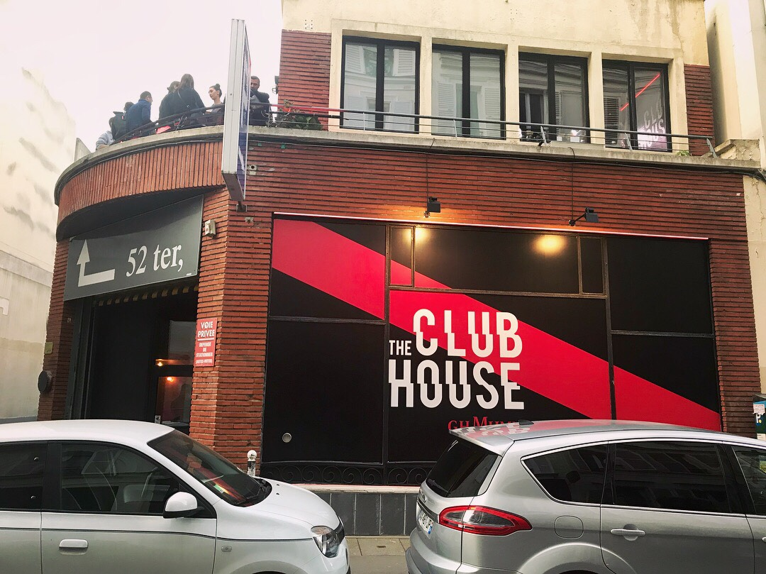 the club house by mumm