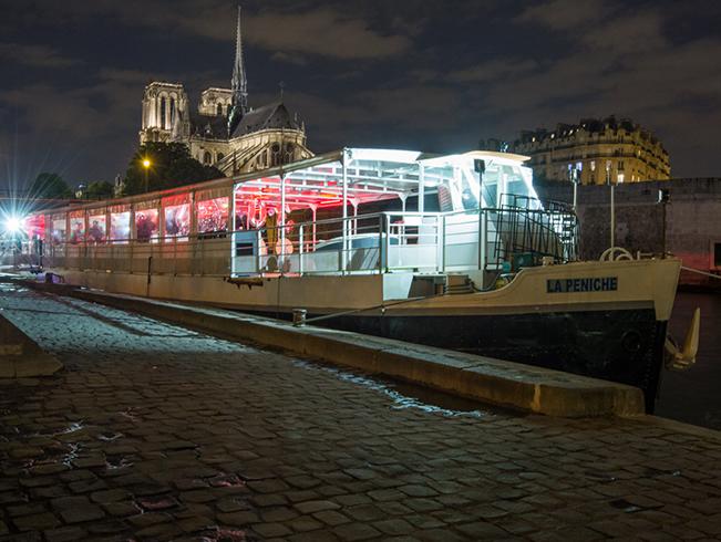 La Péniche Paris Evénement